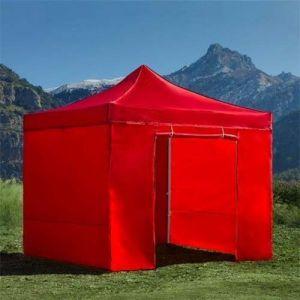 Tenda Eco 3x3 - Vermelha