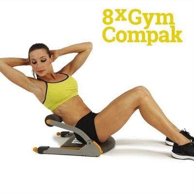 8x Gym Compak – DF1442