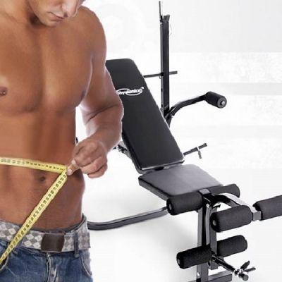 Banco de Musculação Desdobrável DF389