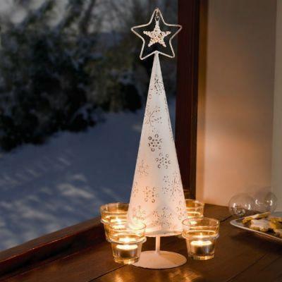 "Castiçal Arvore de Natal ""Little Star"" - NA1307"