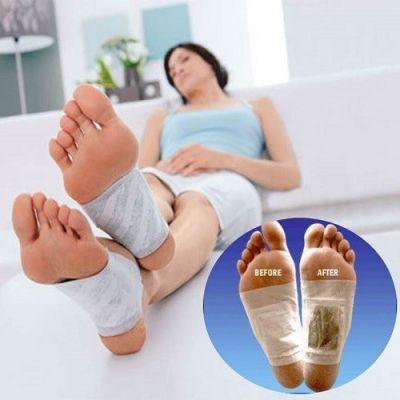 Detox Foot Patches–Desintoxicante 10Und. – SB94