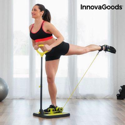 Plataforma de Fitness para Glúteos e Pernas - DF2416