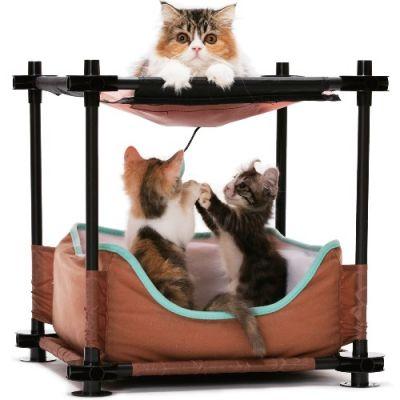 Cama / Centro de Actividades Kitty Citty – AN1302