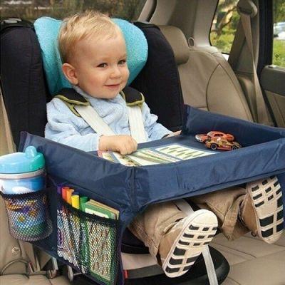 Mesa de Criança Multifunções para Automóvel