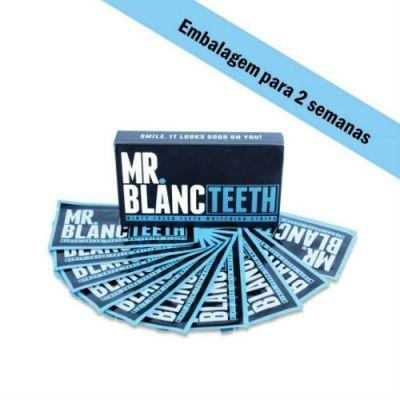 Tiras de Branqueamento sem Peróxido Mr. Blanc - SB2319