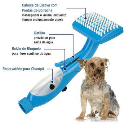 Escova com Mangueira My Pet Brush - AN601