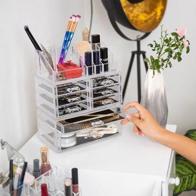 Organizador de Maquilhagem Acrílico com 6 Gavetas  – CJU2515