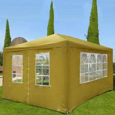 Pavilhão de Jardim 4x3mts Bege CJJ370