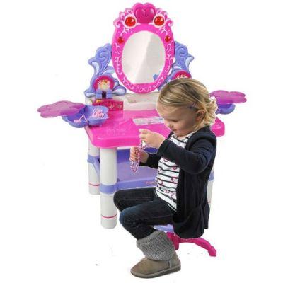 Toucador Infantil com Espelho e Banco