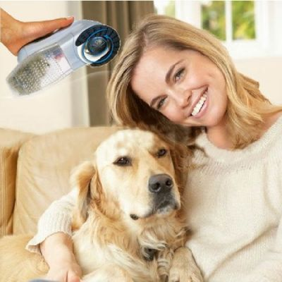 Pet Vacuum – Aspirador de Pelos para Animais AN13