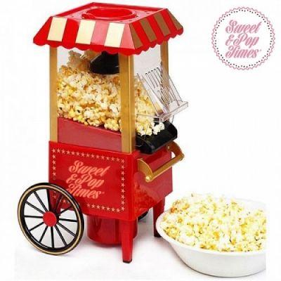 Máquina de Pipocas Sweet & Pop CJP331