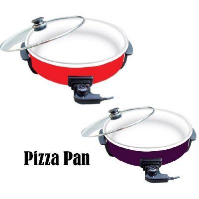 Pizza Pan com Revestimento Cerâmico