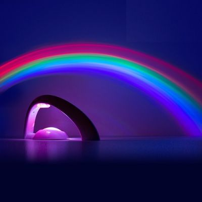 Projector LED Arco-Iris - CR2532