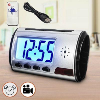 Relógio Despertador com Camera Oculta