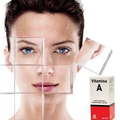 Serum Retinol Vitamina A - 10ml BEC413