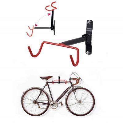 Suporte de Parede Rebatível para Bicicleta