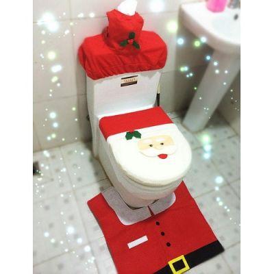 Conjunto WC Pai Natal