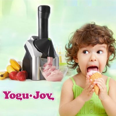 Yogu-Joy – Gelados 100% Naturais - CR1070
