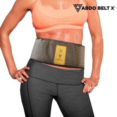 Cinto Vibratório Extra Abdo Belt X - BEC1381