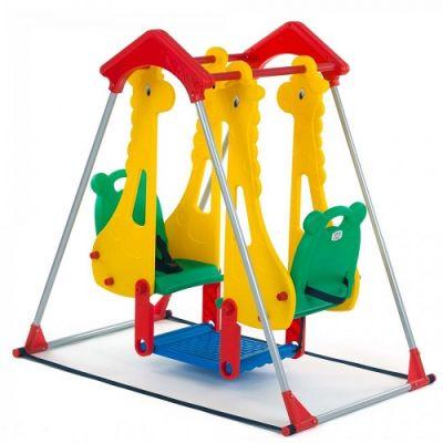 Baloiço Duplo para Bebé Swing - CR2372