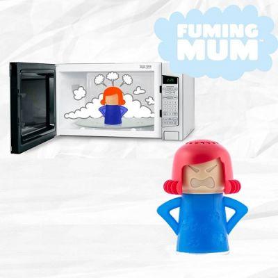 Limpador de Microondas Flumming Mum
