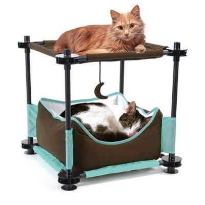 Cama / Centro de Actividades Kitty Citty