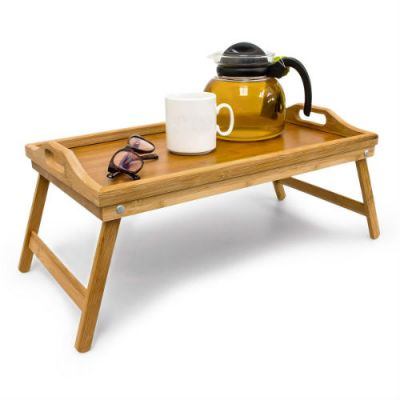 Mesa/ Tabuleiro em  Bamboo
