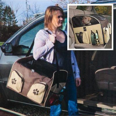 Transportadora / Assento de Automóvel para Animais - AN1518