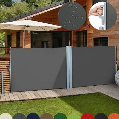 Toldo Lateral Duplo Roll-In