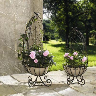 Treliças em Metal para Vasos