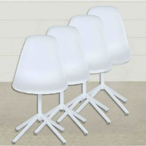 Pack 4 Cadeiras Retro