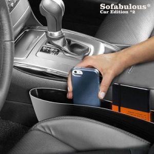 Organizador Automóvel- Sofabulous Car Edition