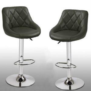 Pack 2 Cadeiras de Bar Est. Moderno