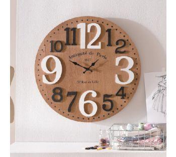 Relógio de Parede Rustik 58cm