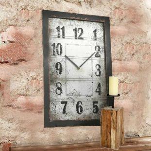 """Relógio de Parede """"Fabrik"""""""