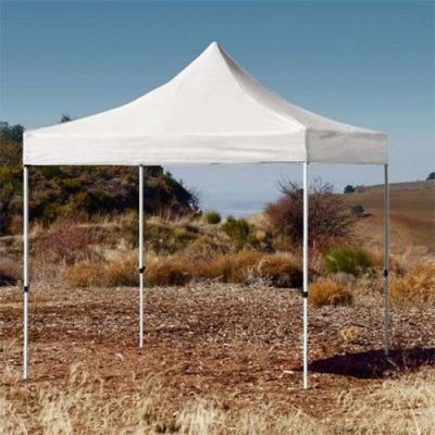 Tenda Plus 2x2 Sem Paredes - Branca