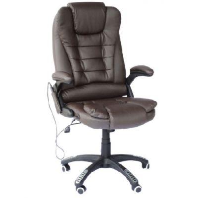Cadeira Executivo – Massagem/Aquecimento - Várias Cores
