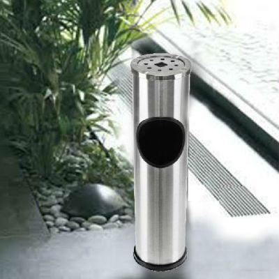 Cinzeiro Pé Aço Inoxidável 52cm