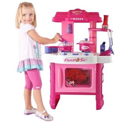 Cozinha para Criança com Acessórios