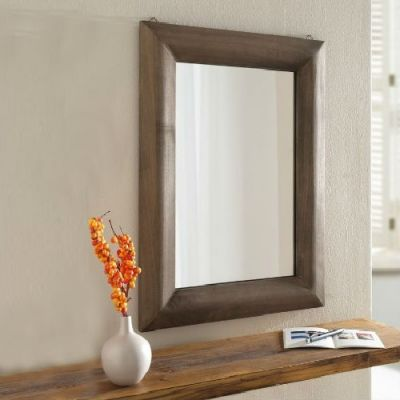 Espelho de Madeira Ambience 48x65cm
