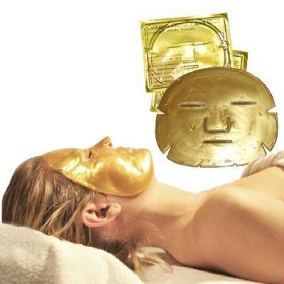 Máscara Facial Colagénio Ouro BER316