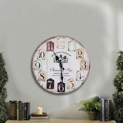 Relógio de Parede 30cm Renier