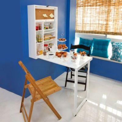 Secretária/Mesa de Fixação à Parede Craft Desk