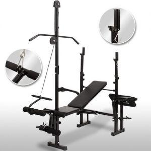 Banco de Musculação Multifuncional